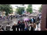 9 мая 2014. Симферополь. Праздничное шествие. День Победы.