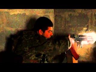 Широкино: Доброе утро. ДУК ПС ведет ответный огонь из РПК по сепарам