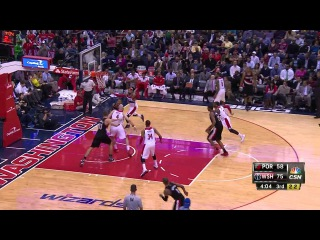 [HD] Portland Trail Blazers vs Washington Wizards | Full Highlights | March 16, 2015 | NBA