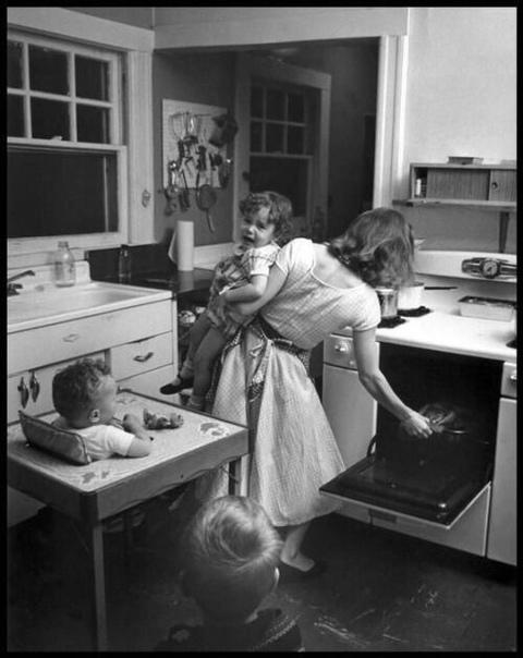 Фото 1955-го года.