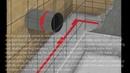 INDU FLEX CJ13 Термопластичная саморасширяющаяся лента для изоляции технологических рабочих швов