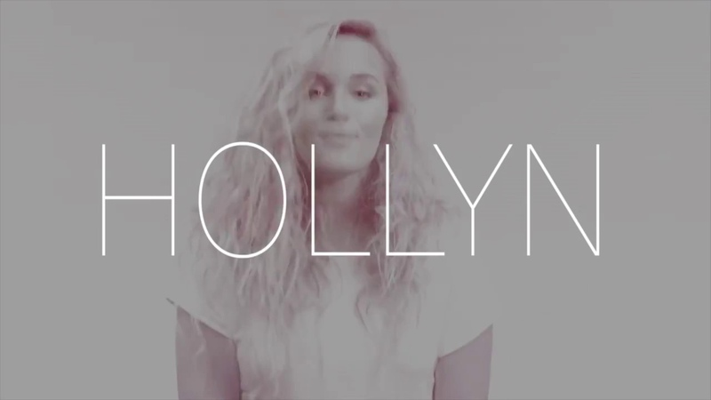 MUSICA ELECTRONICA CRISTIANA - Hollyn - CAN'T LIVE WITHOUT (( REMIX
