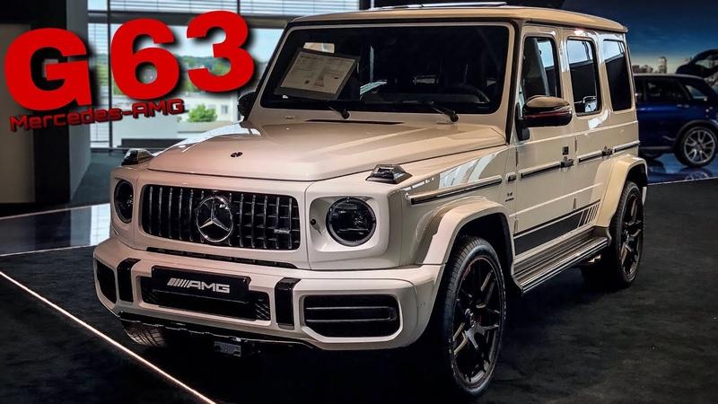 2018 Mercedes-AMG G 63 Edition 1 | new G63 | Carporn, Exterior Interior | W463