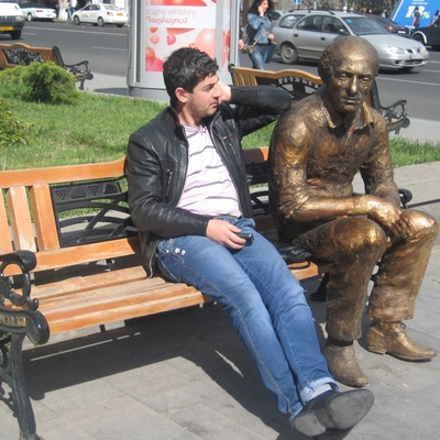Seri Amirxanyan, 7 апреля 1984, Томашполь, id201844671