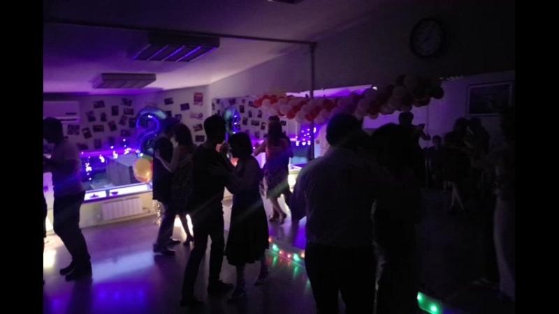 Милонга в честь Дня рождения школы танцев Avenida