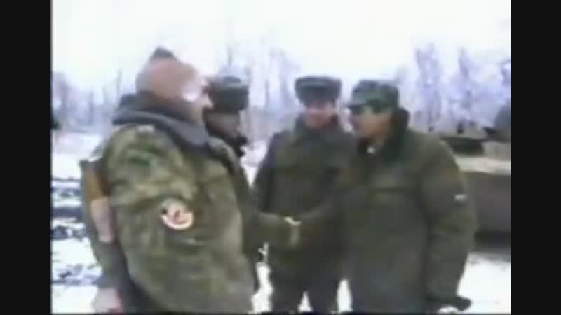 Батальон III бригады РХБЗ в Чеченской республике