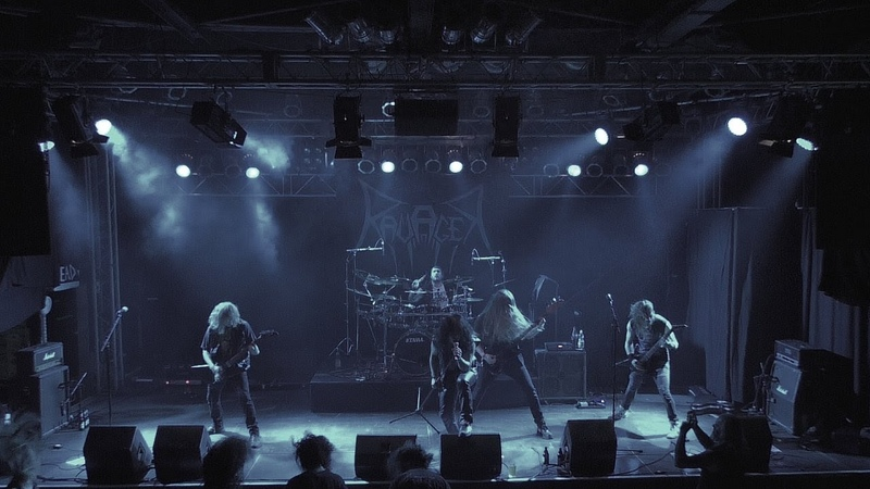Ravager - Dead Future (OFFICIAL VIDEO)