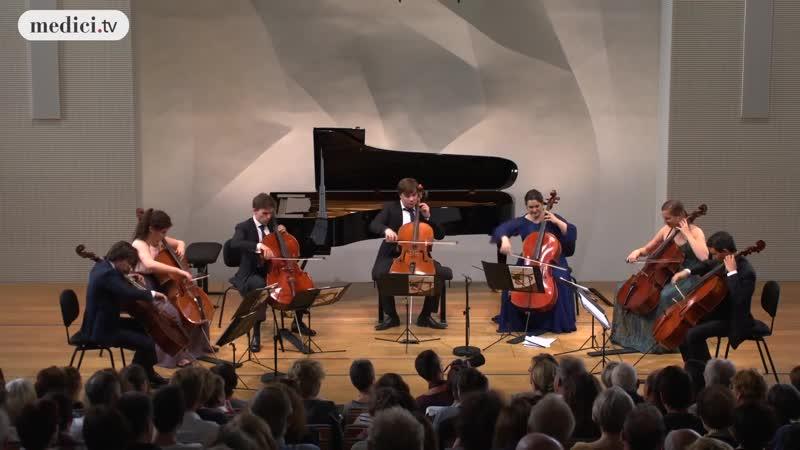 The Classe dExcellence de Violoncelle - Marcia - Giovani Sollima