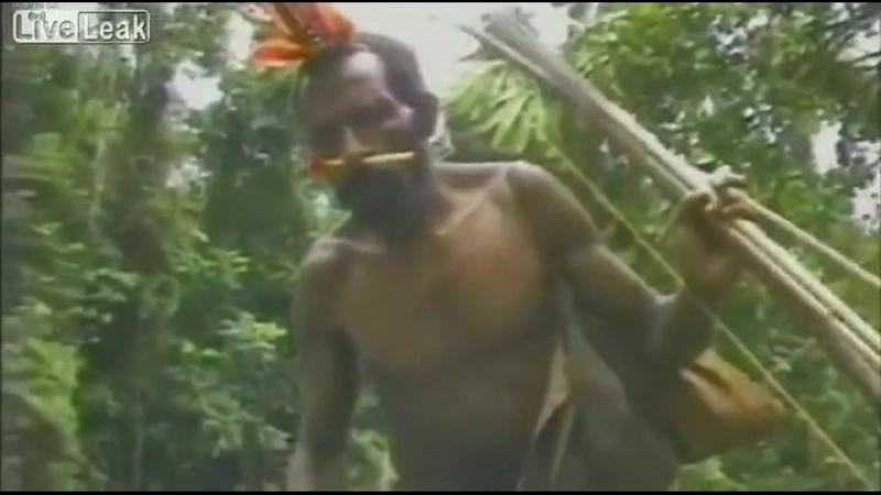Спички и аборигены