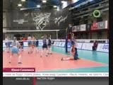 Волейболистки Сахалина проиграли домашнюю игру московскому Динамо