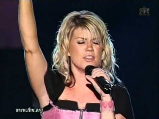 Natalie Grant - Breathe On Me I Need Thee Every Hour