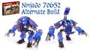 LEGO - NinjaGo 70652 Alternate Build Stop Motion Build