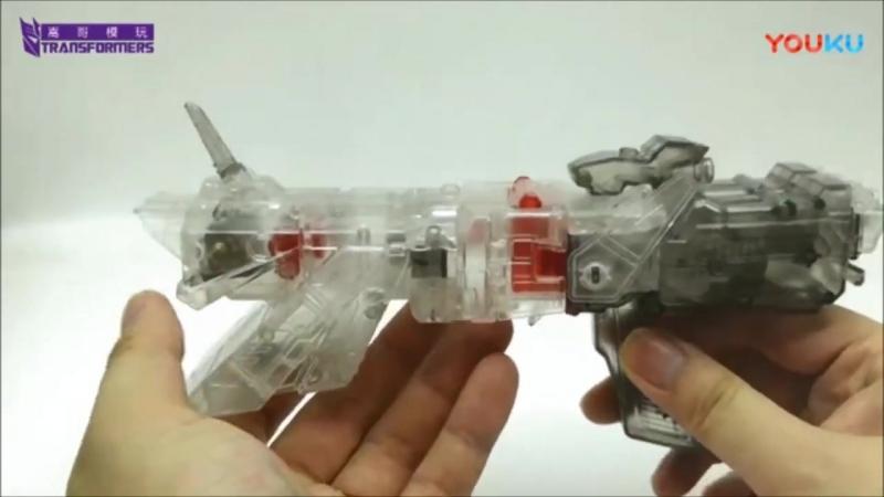 NBK Megatron Clear ver