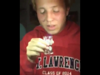 Как я пью