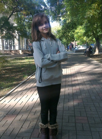 Катя Глодан, 15 октября , Одесса, id109099586