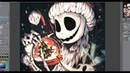 🎄[Speedpaint]Jack Skellington🎄[The Nightmare Before Christmas]