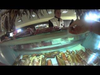 Рыбный рынок в пгт. Градижск, Полтавской области