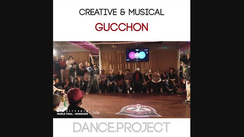 Gucchon | Danceproject.info