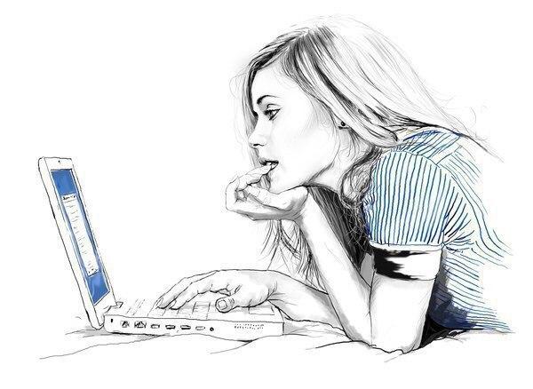 Обидно, когда человек онлайн и не пишет, значит у него есть друзья поважнее тебя...