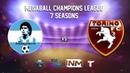 MCL 7. 1 Tour. Альби vs FC Torino (Hulk Group)