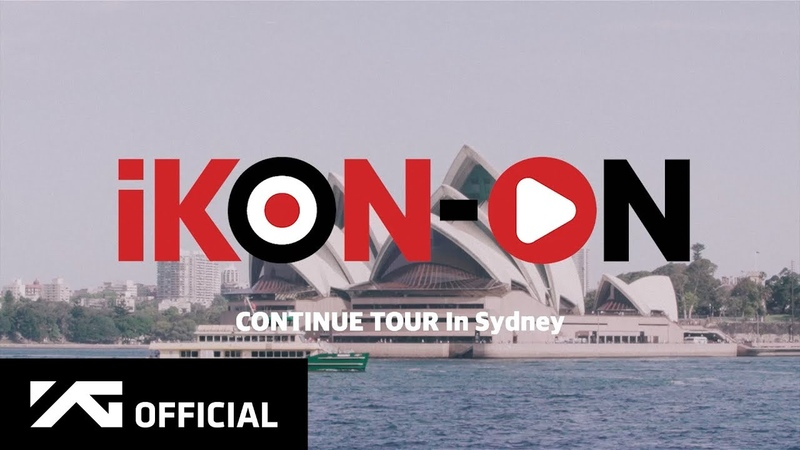 IKON-ON : CONTINUE TOUR IN SYDNEY 2