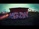 Граффити бомбинг + вертушка | MGDN TV