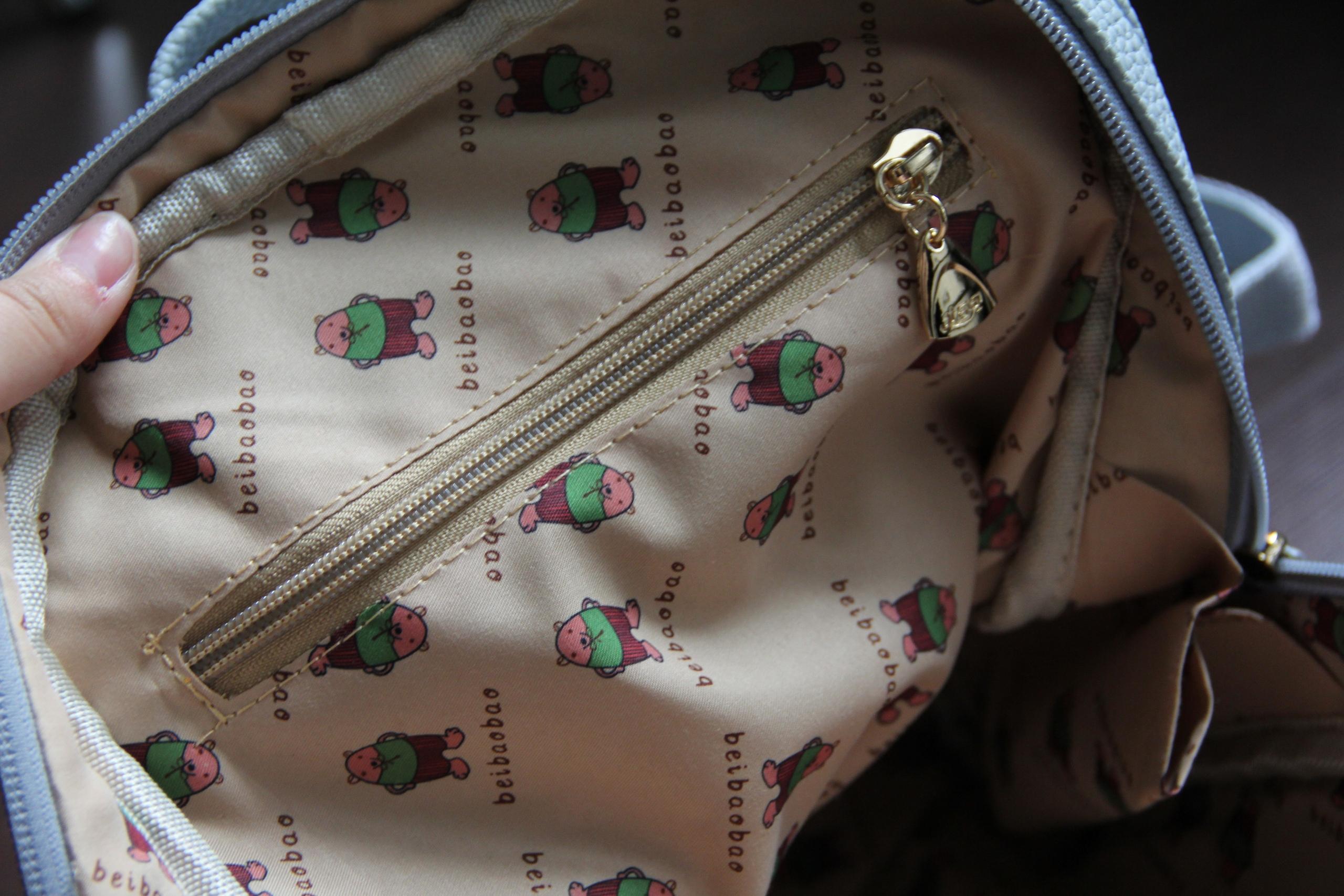 Отличный вместительный рюкзак