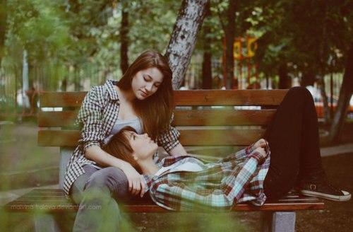 Фото любовь двух девушек