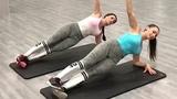 16 упражнений в планке для качественного пресса