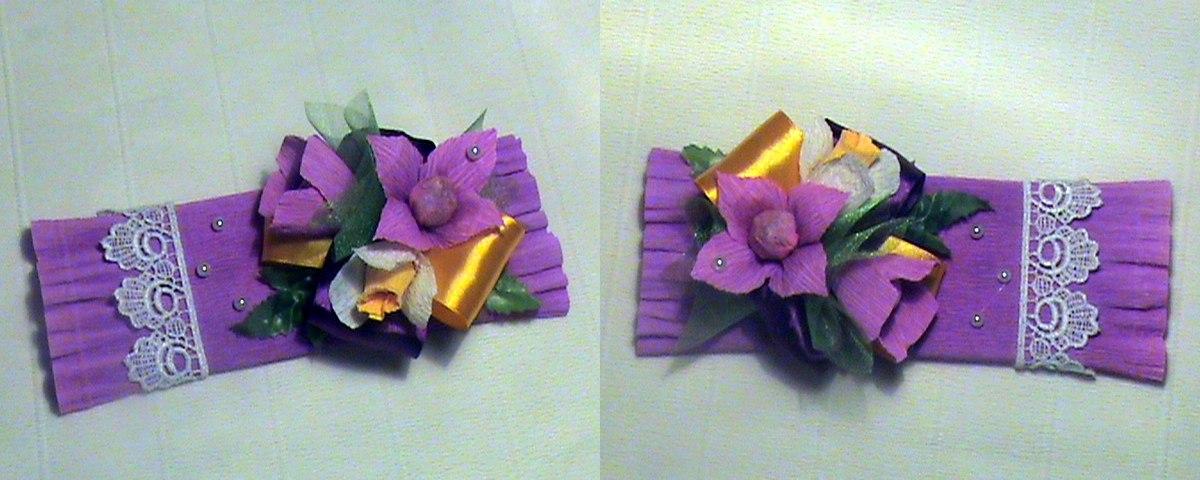 Коробки из конфет своими руками мастер класс