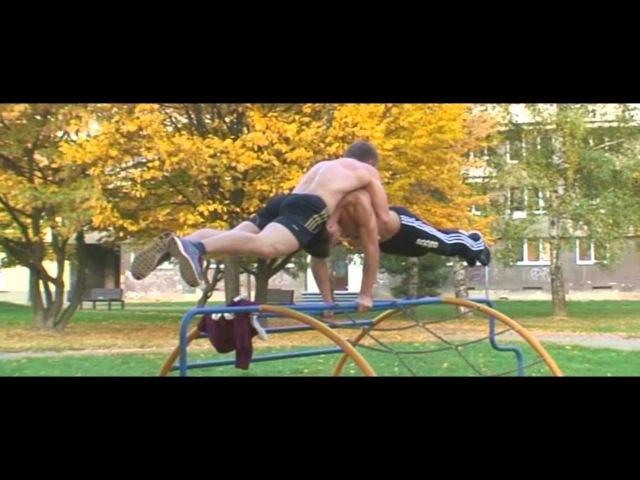 Human Scales workout - SebeRevolta Morpho P.