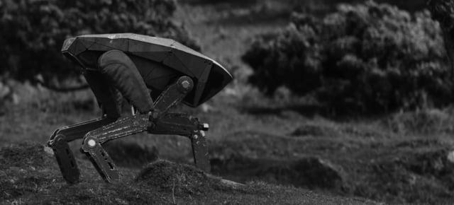 Black Mirror: Metalhead | VFX Breakdown | DNEG