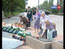 В день памяти и скорби к памятному знаку в сквере воинов-интернационалистов пришли матери сыновей, погибших