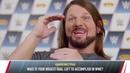 Smyths Toys Q&A with AJ Styles & Becky Lynch (Part 1)