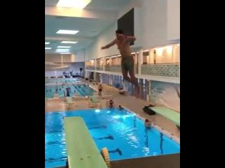 Strength of Body. Мастера по прыжкам в воду