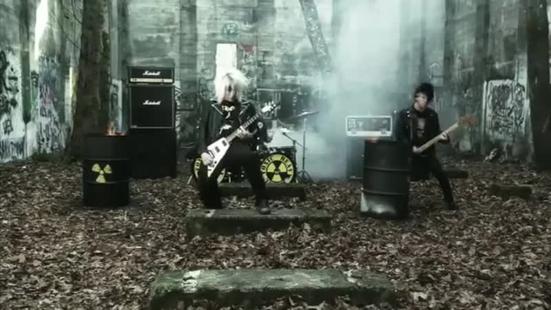 TOXIC HOLOCAUST - Nuke the Cross (Official Music Video)