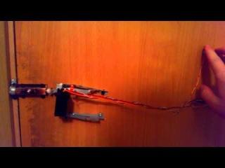 Дверь в общаге v.1.0 (Arduino Uno)