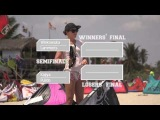 Womens Single Elimination - Barra Grande Kiteboarding Grand Slam - PKRA 2014 Brazil