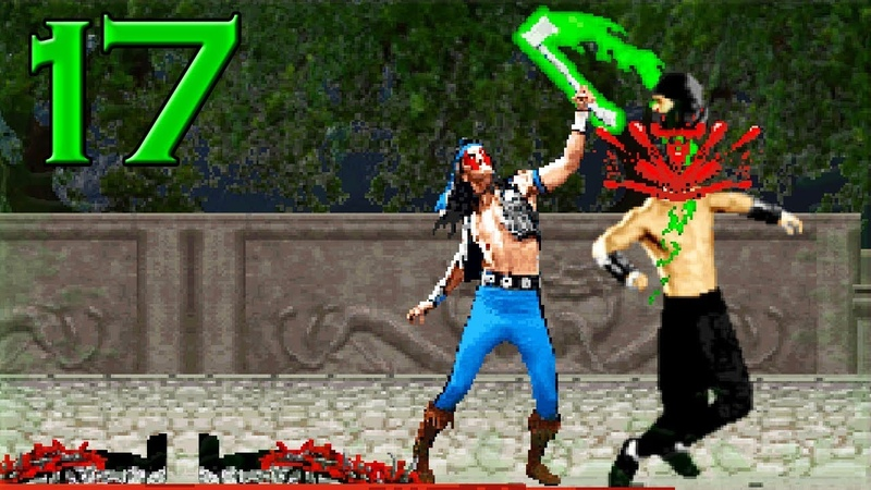 Mortal Kombat Part 17 | Nightwolf's Village