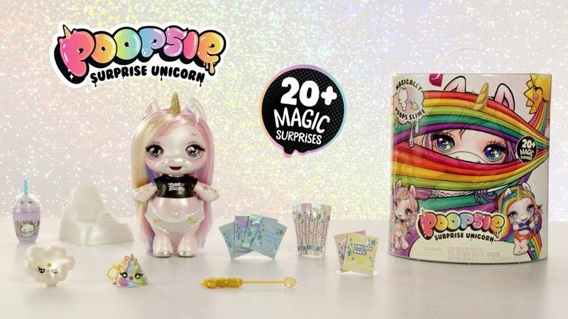 Poopsie Slime Surprise   Poopsie Surprise Unicorn Pooey Puitton   Unicorn Slime   :30 Commercial