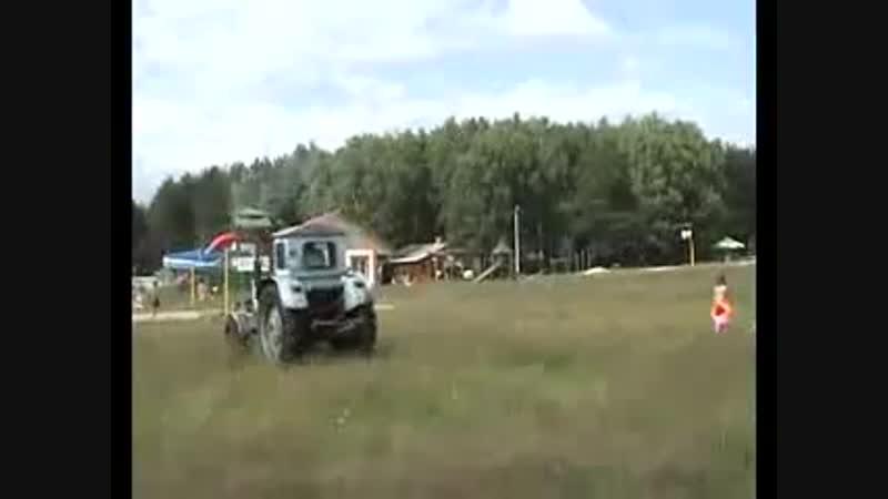 Пародия на топ гир ТРАКТОР