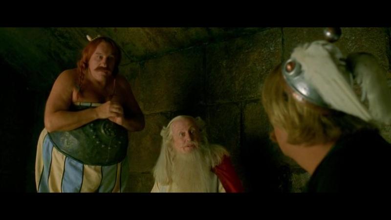 Момент 1 из фильма Астерикс и Обеликс Миссия Клеопатра