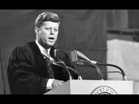 JFKs speech in Amherst, Massachusetts (October 26, 1963)