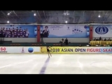 Alysa Liu alysaliu First triple axel I have ever seen live. She got first place. skateasia