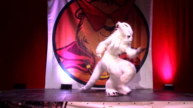 JuliaTheDragonCat – Furry - Белый жнец Зима