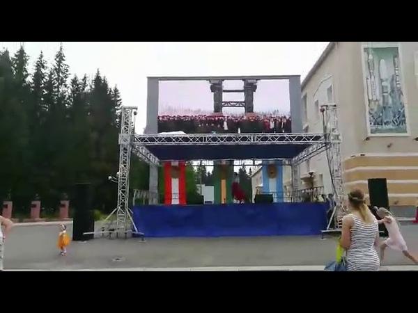 Виолетта Белая - The show must go on