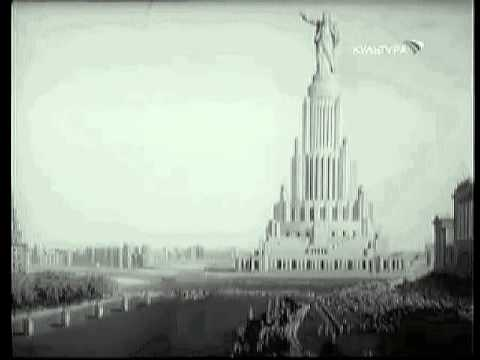 Дворец Советов будет возведен. Устаревший храм будет разрушен. Наказ тов.Сталина будет выполнен