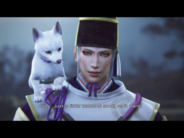 WARRIORS OROCHI 3 ULTIMATE - SEIMEI ABE (THE STRICTURES OF FAME)