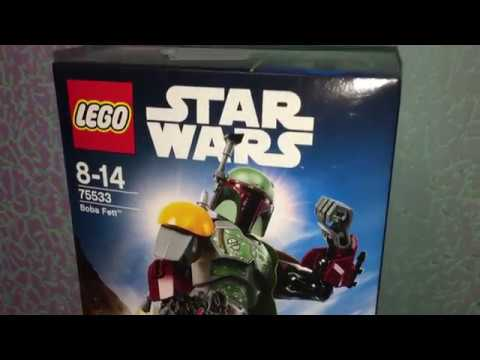 LEGO Star Wars - Боба Фетт
