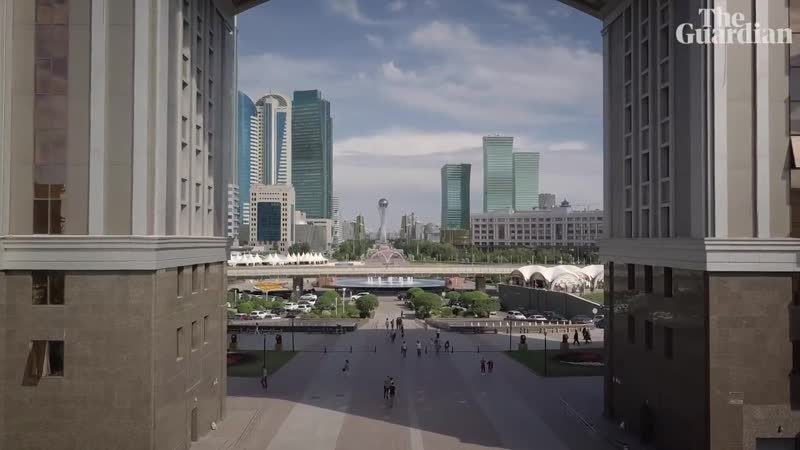 The new green superpower Oil giant Kazakhstan tries to wean itself off the black stuff